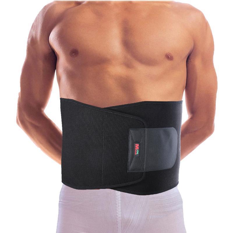 أحزمة مومان قابل للتعديل اللياقة البدنية تنفس الرياضة الخصر دعم H05 حزمة واحدة