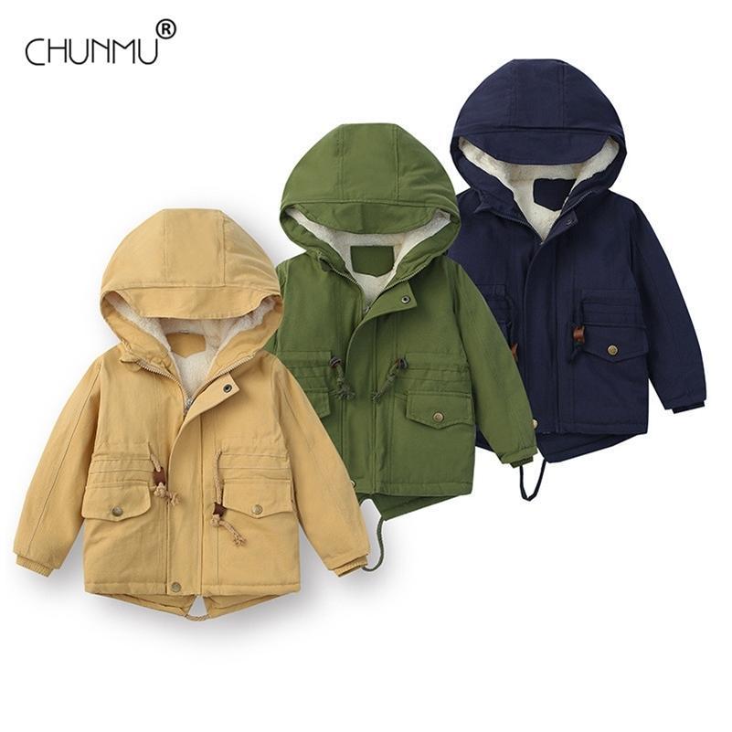 Мальчики синие зимние пальто куртка дети молнии куртки мальчики толстая зимняя куртка высокое качество мальчика зимнее пальто детская одежда 201216
