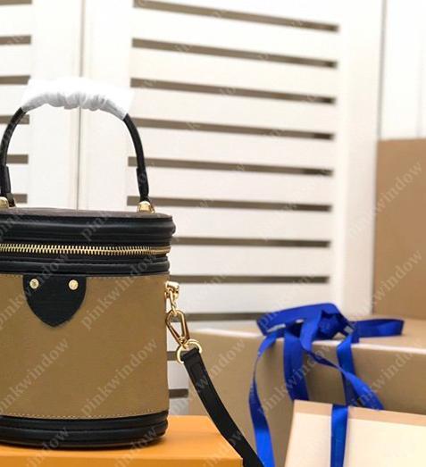 Luxurys Designer Taschen Eimer Bag Cannes Umhängetaschen Handtaschen Totes Handtasche Womens Echtes Leder Geldbörsen Umhängetaschen Keine Box 20112502l