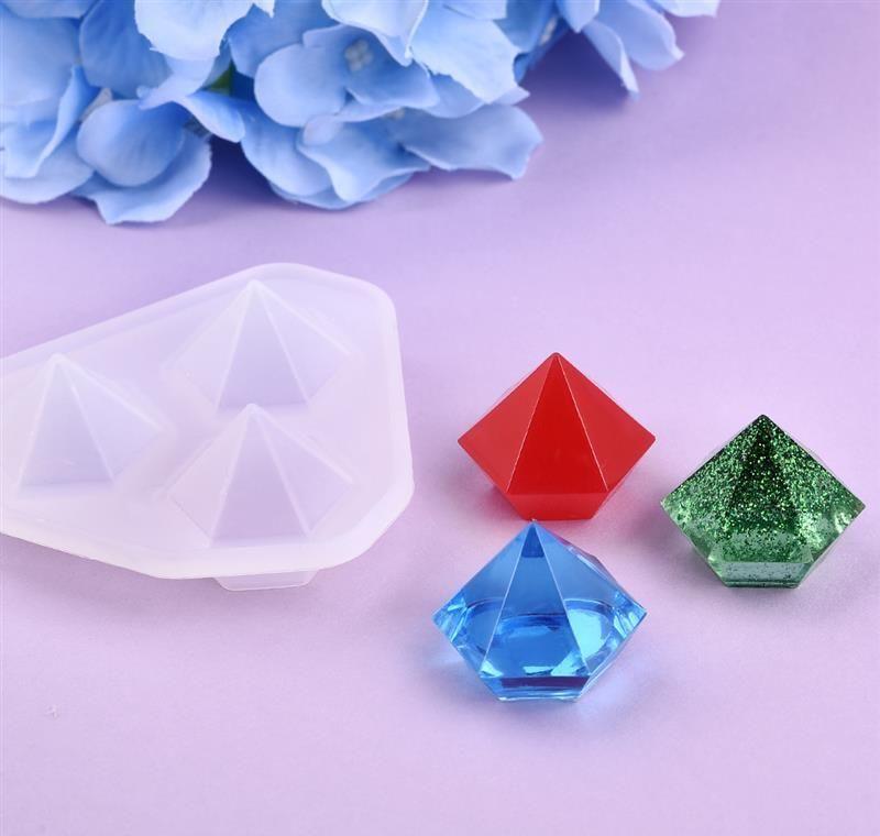 كعكة مجوهرات الايبوكسي شكل قالب القالب uv أدوات الراتنج diy الماس قطع الراتنج قوالب الايبوكسي صنع القالب نوع sqcnp عدسة البصرية