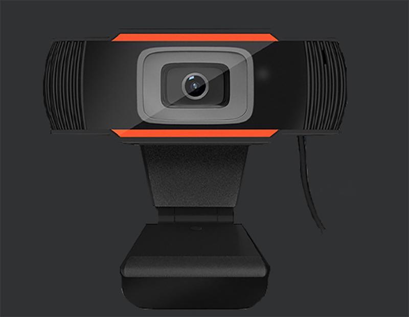 Envío gratis DHL para 720 HD Cámara de computadora USB cámara web Cámara web Micrófono incorporado de absorción de sonido 1280 * 720 webcamera