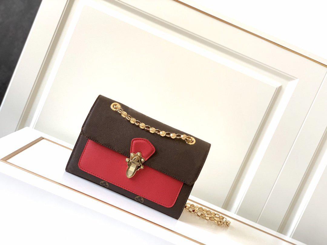 2021New Mode Frauen Handtaschen Damen Designer Composite-Taschen Lady Clutch Tasche Schultertasche Weibliche Geldbörse Brieftasche 669