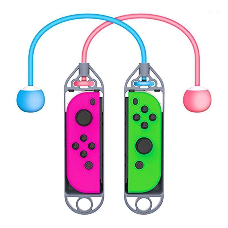 Cordless Skipping Rope Grips for Switch Jump Rope Challenge Game Jump Hand Grips for NS Switch Controller1