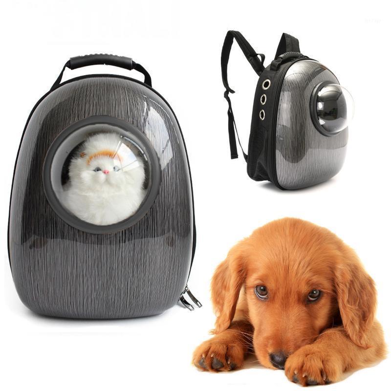 Собака Автомобильное сиденье охватывает астронавт космический домашний рюкзак-носитель прозрачный дышащий путешествия маленький кот Bag1