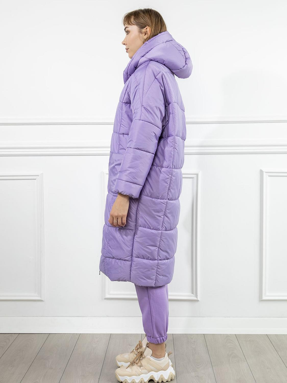Winter Oversized Casaco Mulheres Poffer Jacket Mais Espesso Quente Manga Longa Outwear Q1214