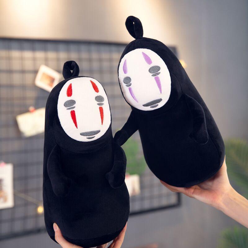 Dibujos animados de muñeca de felpa alejado sin cara hombre llavero bolsa de coche colgante llavero accesorios de joyería de moda 2020