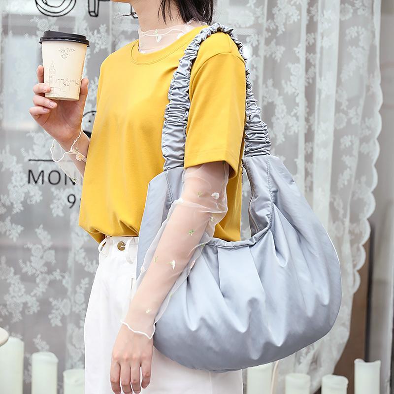 Dumpling Sacs PSMHL Sac Sac à main Portefeuilles Pour Marque Qualité Shopping Fashion High 2020 Femmes Pursards et design d'épaule de luxe Shopper QPIT