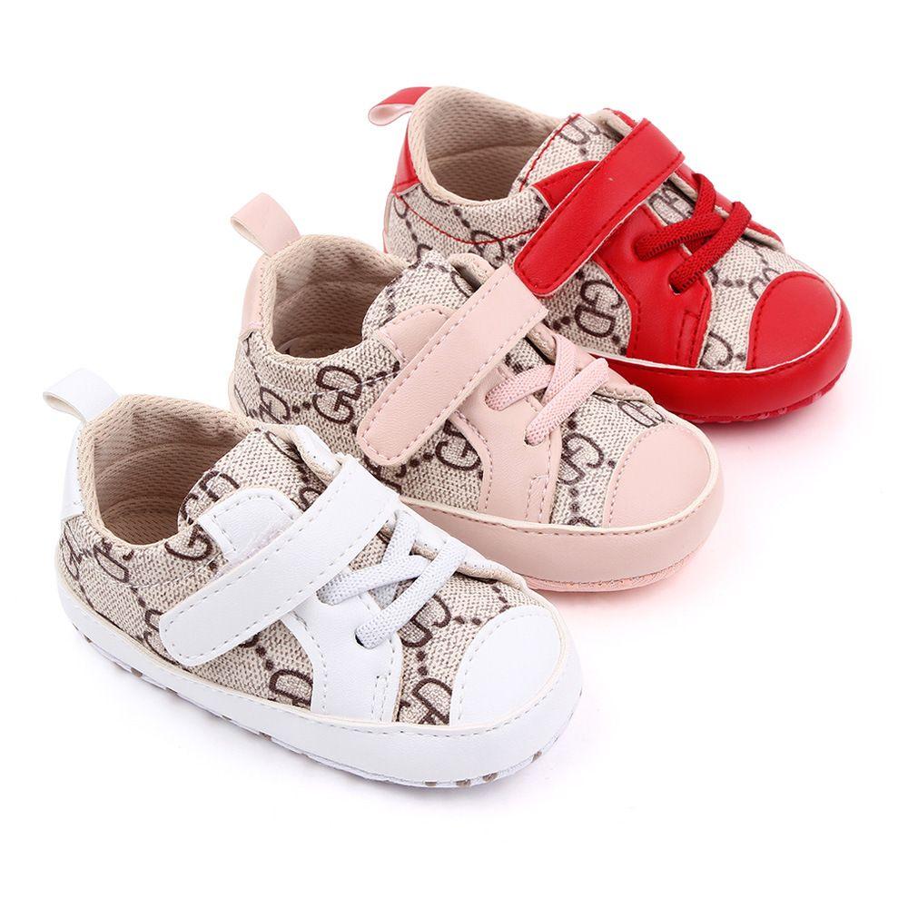 Новорожденные детские туфли мода кожа детские повседневные туфли против скольжения ручной работы детские ботинки 0-18 месяцев