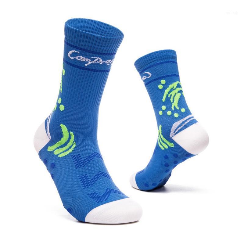Hombres mujeres compresión calcetines deportes baloncesto corriendo montaña MTB carretera bicicleta ciclismo calcetines1