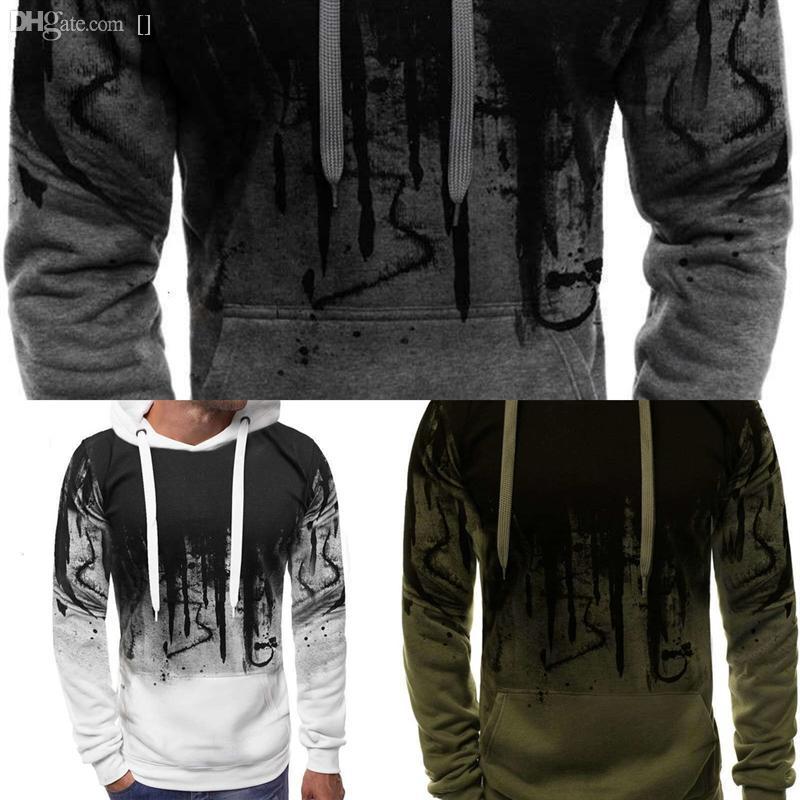 Qtyzq W Hecho en Italia Impresión 3D Suéter Largo Invierno Alta Calidad Moda Moda Moda Ropa Punto Letter Applique Homme Sweaters Hoodie