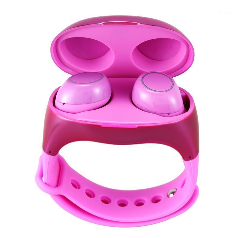 Headset Bluetooth Bluetooth Bluetooth de type Weight-Type, Montre de sport portable portable sans fil, Bluetooth 5.0 Earbud Stéréo, BuI1