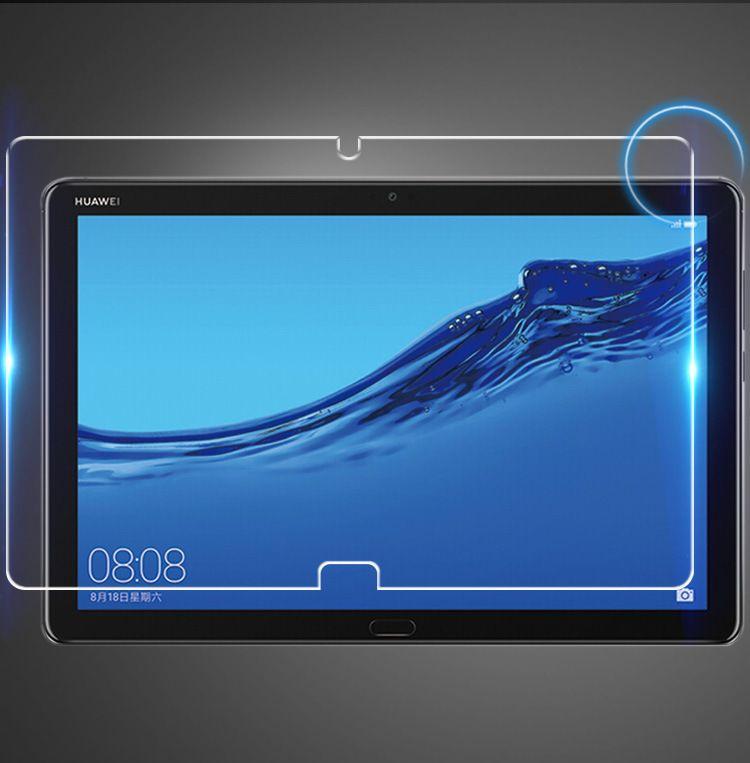 Screen 9H premium vidrio templado Protector para Huawei MatePad C5 10,4 C5 10,1 BZT-W09 MatePad T10 9,7 T10S 10,1 AGS2-W09 50PCS / LOT