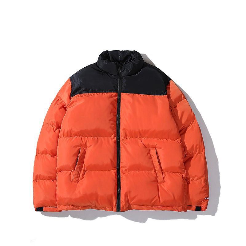 Moda Tasarımcısı Erkek Ceket Aşağı Ceket Kış Sıcak Rüzgarlık Ceketler İkincisi Nakış Desen Fermuarlar Coat Tops