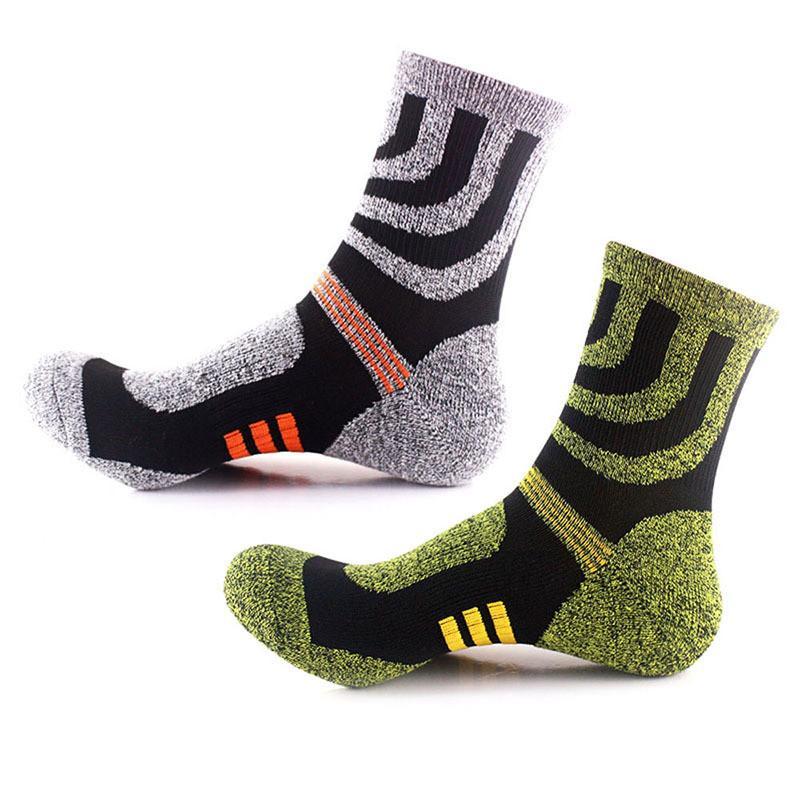Basketball-Sportstrümpfe für Männer Frauen Mode Herbst Winter Baumwolle Atmungsaktive Socken 10 Paare / los freie Größe
