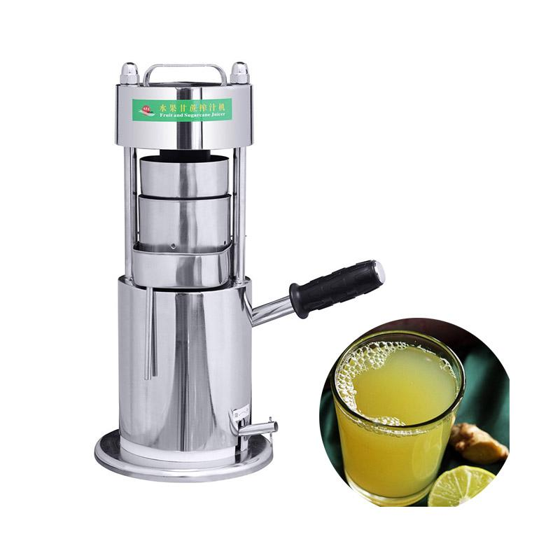 Beijamei Sugarcane Suyu Makinesi Kırıcı El Manuel Şeker Kamışı Sıkacağı Meyve Sıkacağı / Turuncu Limon Sıkacağı Makinesi Makinesi