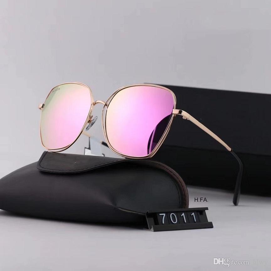 Mens Designer Sunglasses Para Homens Óculos De Sol Homens Homens Luxo Óculos De Sol Para Mulheres Mens Designer Óculos De Luxo Óculos Óculos de Sol 7011