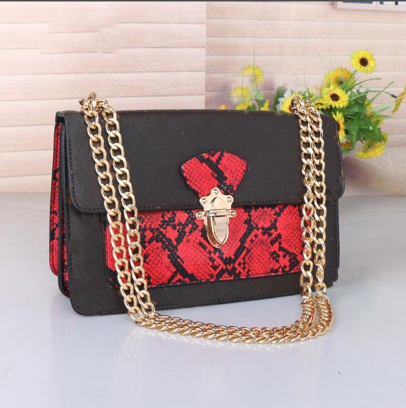 Spedizione gratuita Best-Seller Designer di alta qualità Hot Fashion Designer Designer Messenger Bag Cinturino Donne Borsa a tracolla