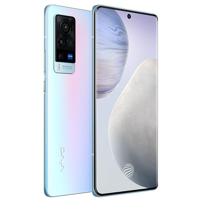 Original vivo x60 pro 5G Mobiltelefon 12 GB RAM 256GB ROM Exannos 1080 48MP NFC Android 6,56 Zoll Vollbild-Fingerabdruck-ID Smart-Handy