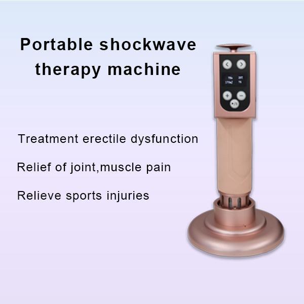 2020 Die neuesten Schmerzmedizinische Geräte Schockwellenmaschine Muskel-Muskel-Stimulator und Physiotherapie-Geräte Shockwave-Maschine