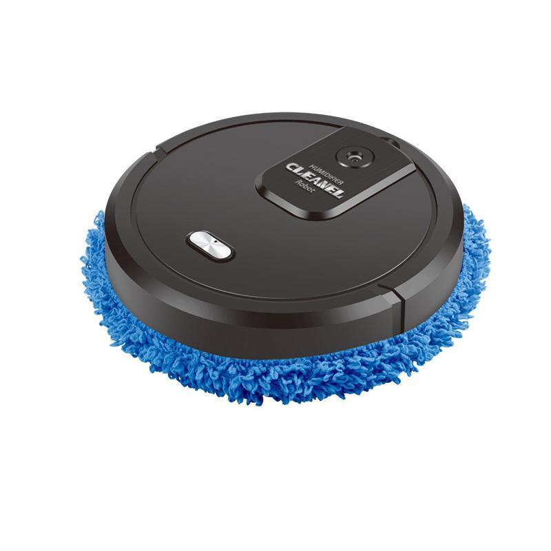Робот Вакуумный очиститель USB зарядки смарт-подметающий робот Автоматический подметатель вымотание увлажняющих распылитель домашнего пола чистящий машину