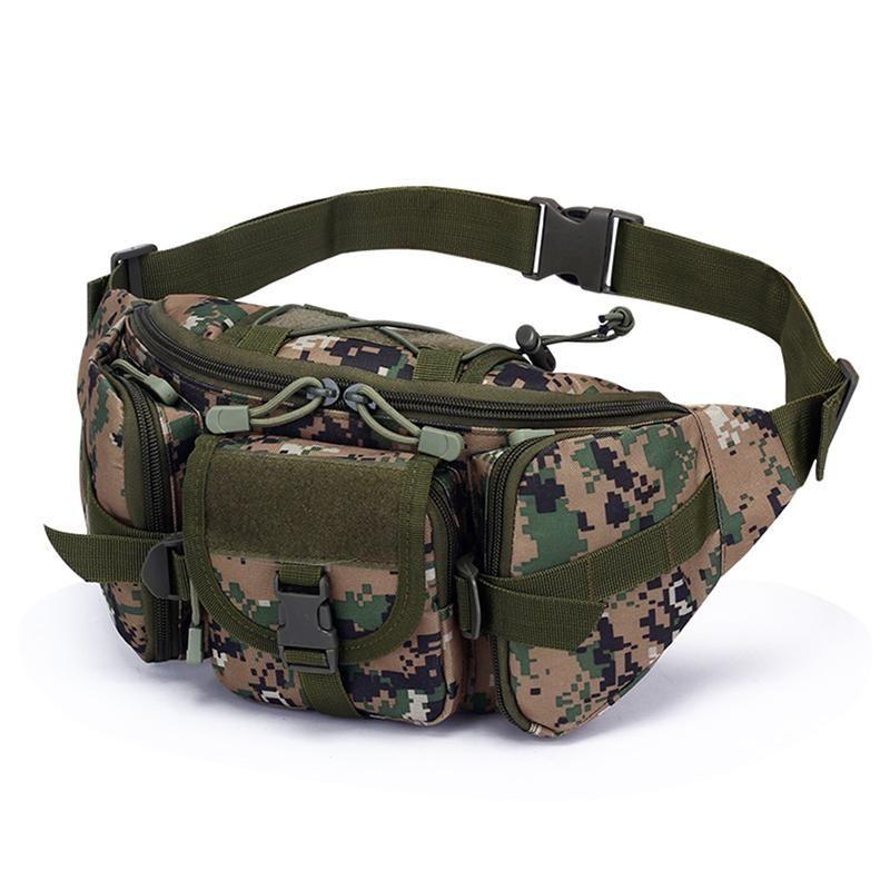 Сумка на открытом воздухе сумка тактический тактический пакет сумка туризм кемпинг ремень талии утилита рюкзачкаfashion backhoe clhhhh