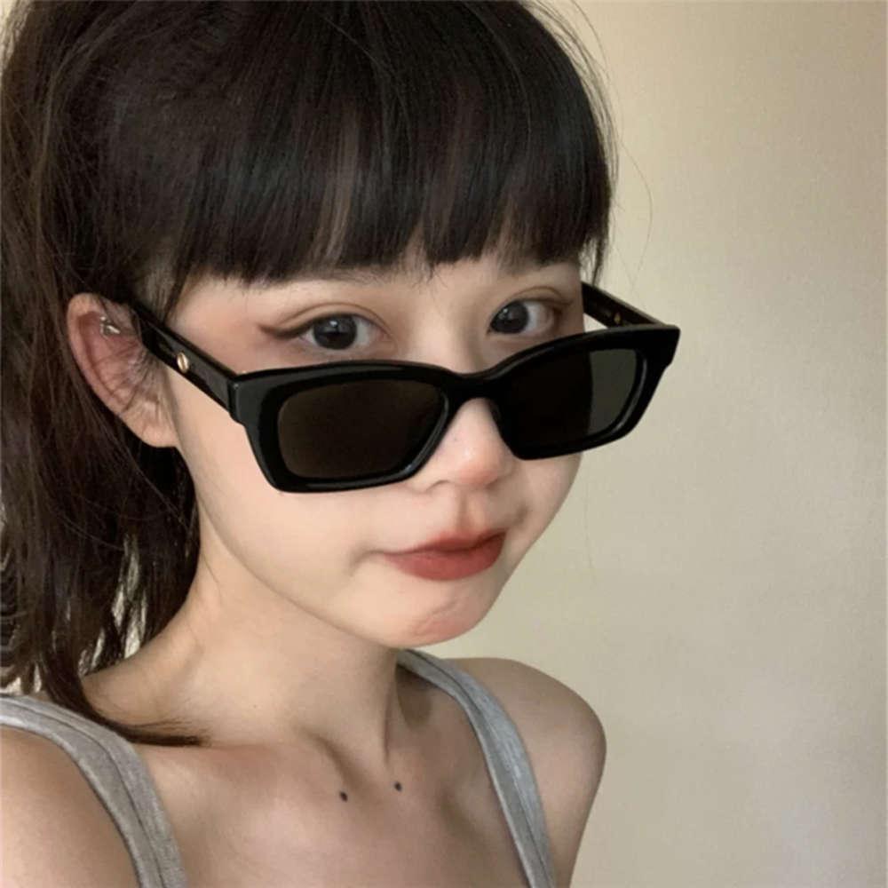 Jennie GM Ins Wind, Sonnenbrillen, koreanische Version, Tiktok und Küken.