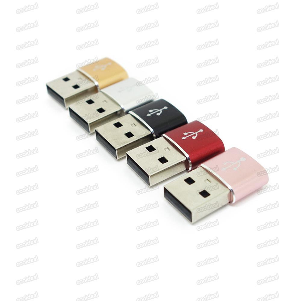 جودة عالية مايكرو USB إلى 2.0 نوع موصل محول بيانات USB ل NOTE7 جديد ماك بوك Chromebook بكسل Nexus 5x 6P Nexus 6p نوكيا رخيصة