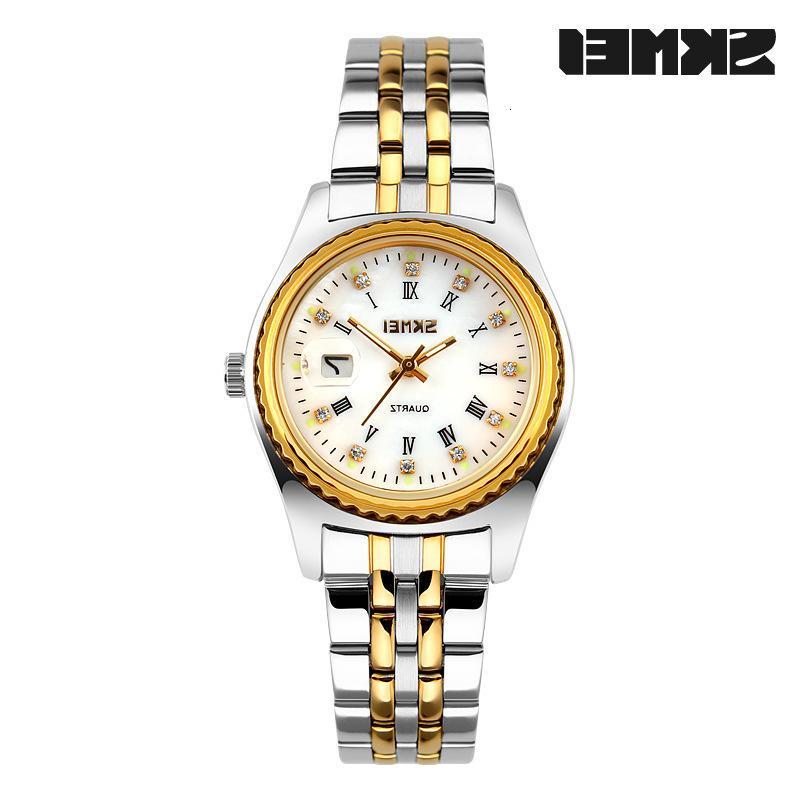 Time Beauty Classic Diamond Inlaid Local Tyrant Gold Камень Британская стальная полоса мужские деловые часы