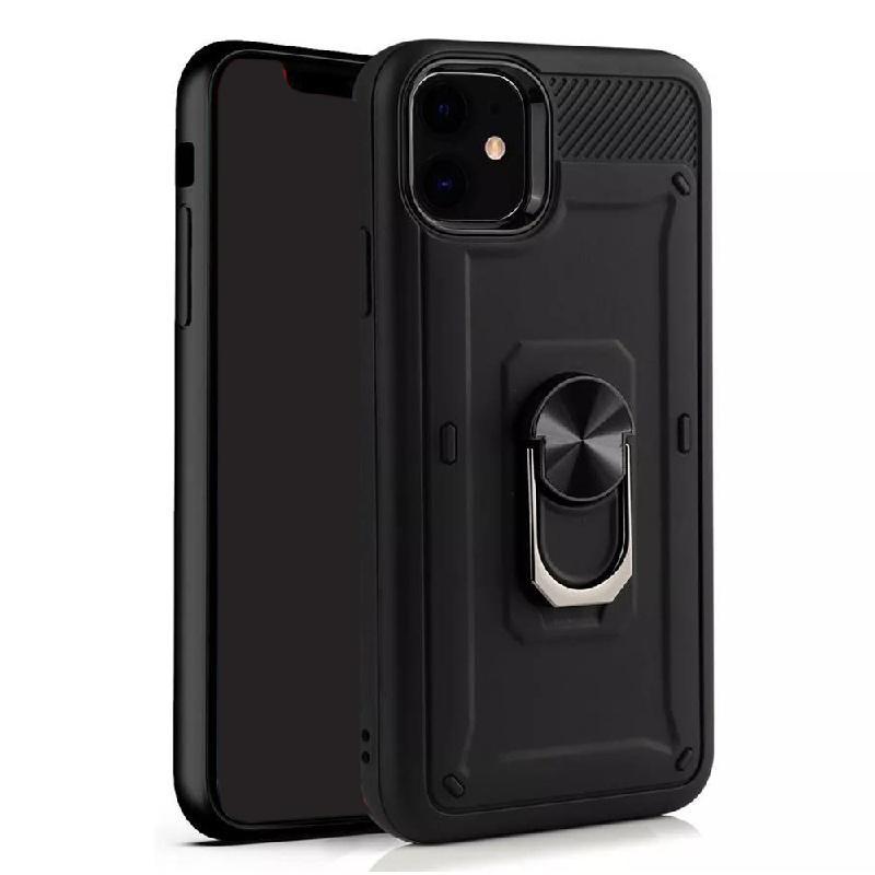 Telefone Capas à prova de choque Casos Escudo Escudo Armadura TPU + PC Proteção por telefone Shell para iPhone 6 / 6S / 7/8/11 / 11PRO / 11PRO MAX / 12 PLUS