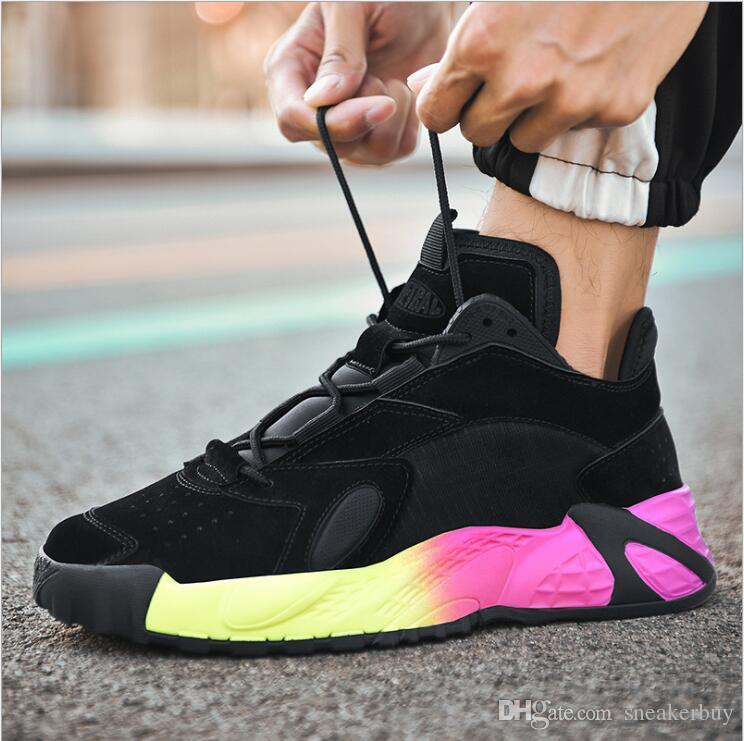 High Quality With Box Fly Wild Youth Breathable Chaussures Fashion Designer Shoes Trainers White Black Sneakers Men Running Shoes 20