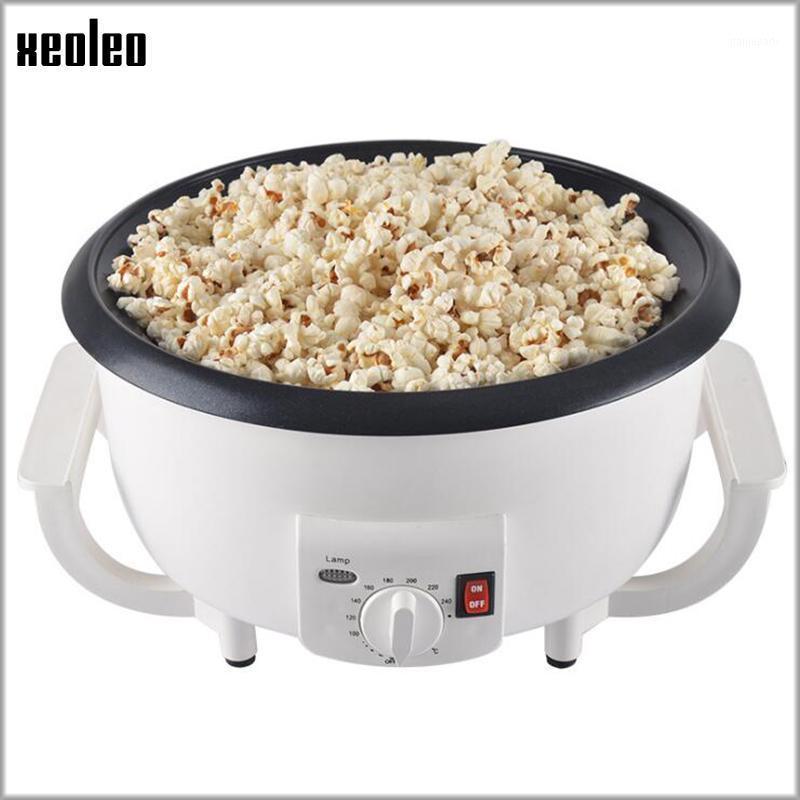 Xeoleo Elektrikli Kahve Kavurma Otomatik Kahve Çekirdeği Baker 750G 1200 W Pişirme Makinesi Fıstık / Somun Bean Roaster1 için Uygun