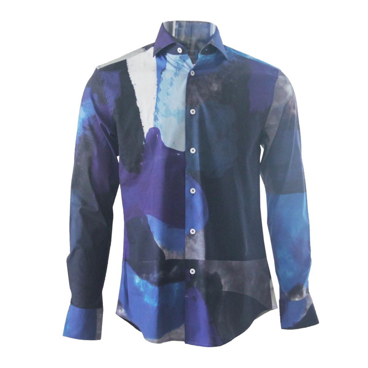 Высокое качество Премиум качества Органические Поплин Хлопок для Мужских Рубашек