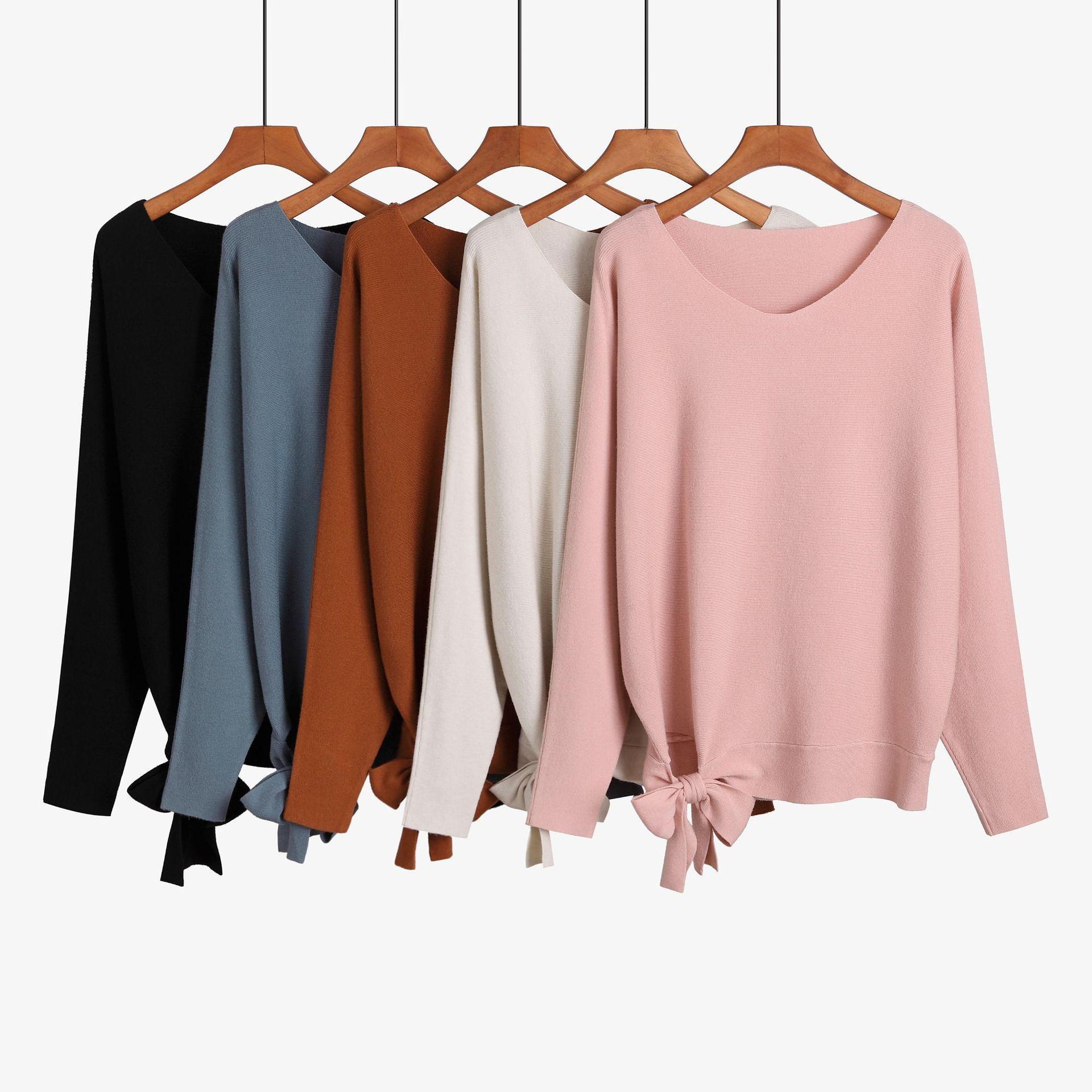 GCDS Jacquard Ropa de mujer Cashmere suéter encaje, holgado, sobredimensionado, jersey jersey bate superior