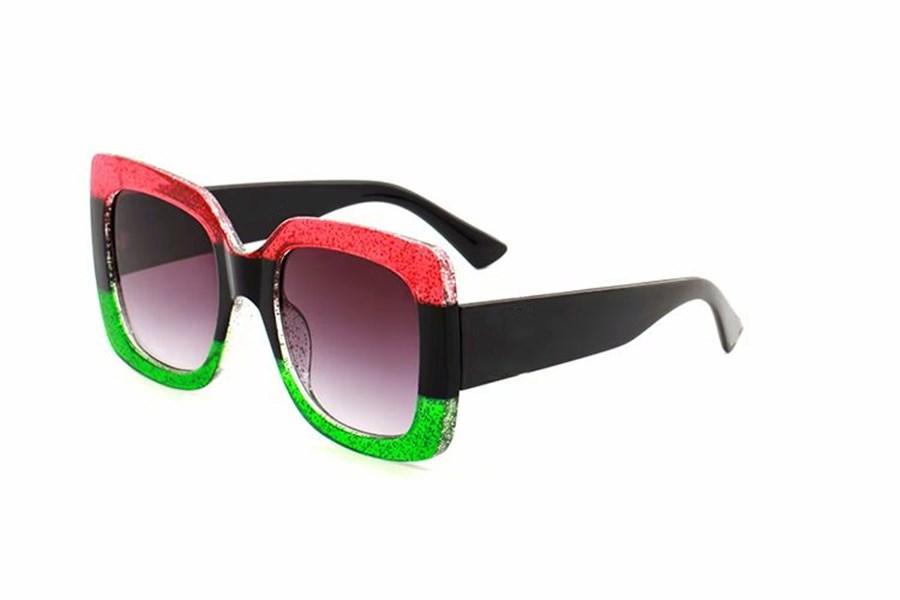 55931 Дизайнер Солнцезащитные очки Популярные Бренд Очки Открытые оттенки ПК Рамка Мода Классические Дамы Роскошные Солнцезащитные очки для Женщин