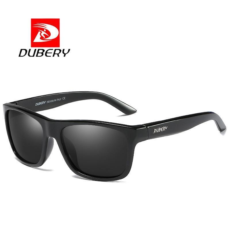 Güneş Marka Güneş Duvery Gözlük Erkekler Sürüş Erkekler Erkek Retro Polarize Gözlük Moda Tasarım Güneş Gözlüğü Shades Lüks Shades ulculos NLCCA