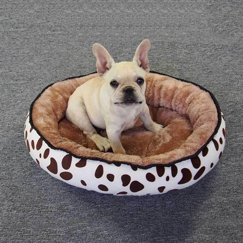 Kennels Kalemler 1 ADET Köpek Yatak Yıkanabilir Disket Kaynaklat Alt Ekstra Comfy Isınma Köpekler Ev Peluş Pet Malzemeleri Yastık Kennel