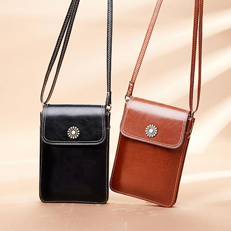 Nuevos bolsos de diseñador bolso de mensajero bolsos de moda bolsos de las mujeres bolsas de hombro Crossbody Wallet Bolsa de teléfono bolsas de lujo