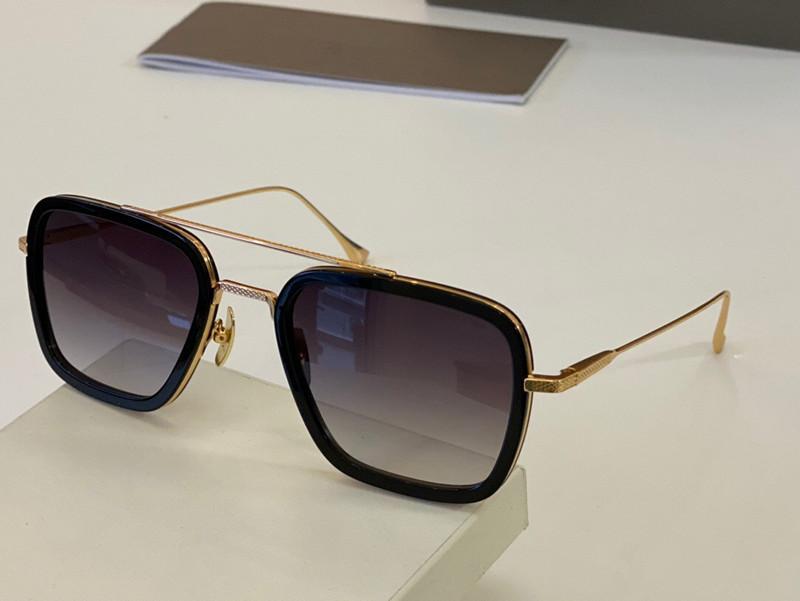 Nuevos marcos Top Gafas de sol Plaza Full Fashion 400 Popular con UV Vintage Protective Outdoor Eyewear Vender a los hombres para el caso de la calidad del estilo Ho BPJE