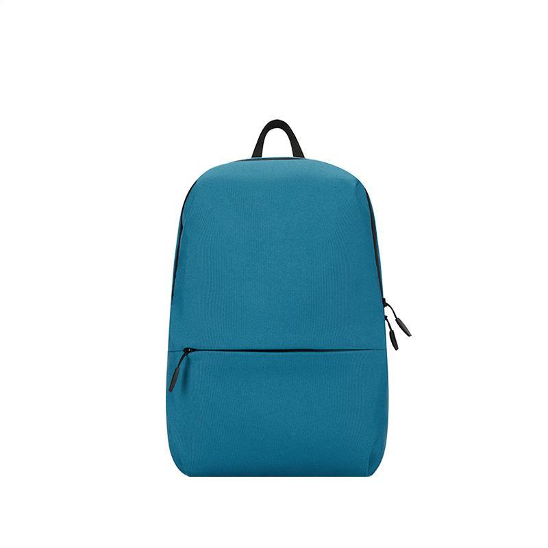 Zaino da uomo e donna Schoolbag Nuovo stile Piccolo e medio Capacità Solid Color Hot SaleuWvc41 CDLC