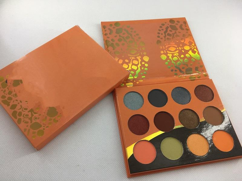 in stock!!hot brand makeup beauty eyeshadow palette 12 colors eye shadow palette