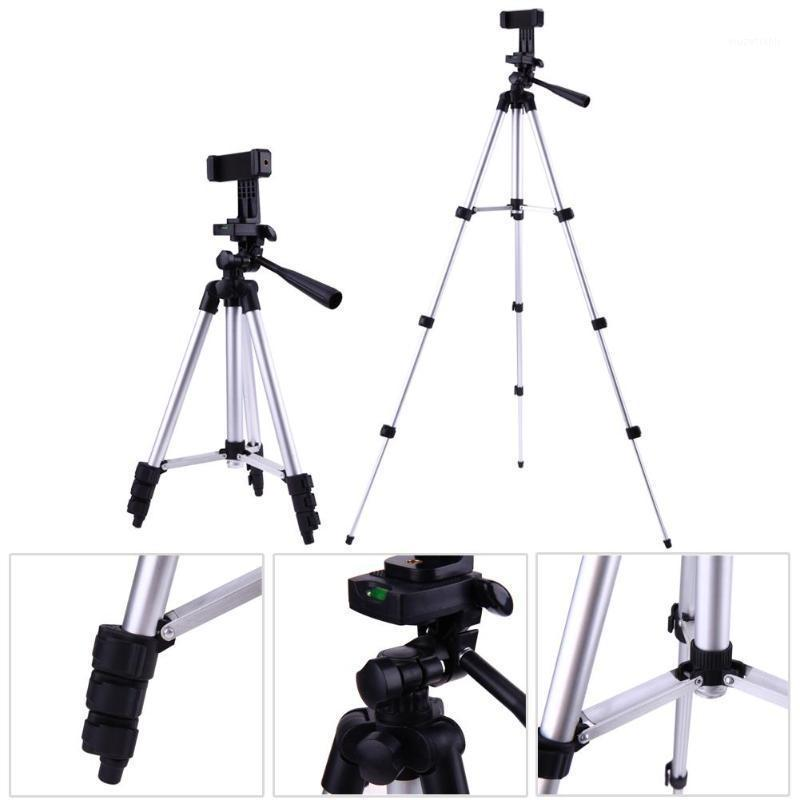 Smartphone-Digitalkamera-flexibles Stativ-Self-Timer-Monipod 360 Panorama-einstellbare Höhe mit Telefonständer1