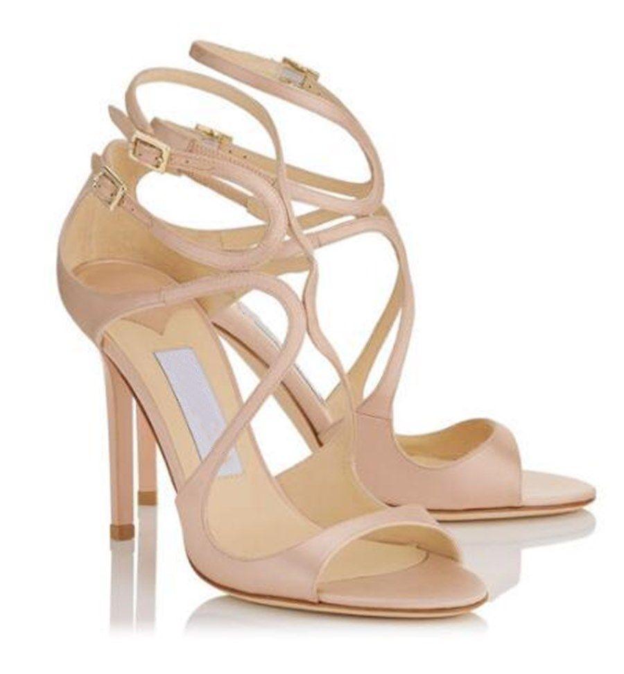 Sexy gladiator sandalen damen lang luxus frauen stiletto heels frauen party kleid hochzeit sommer mode damen perfekte schuhe