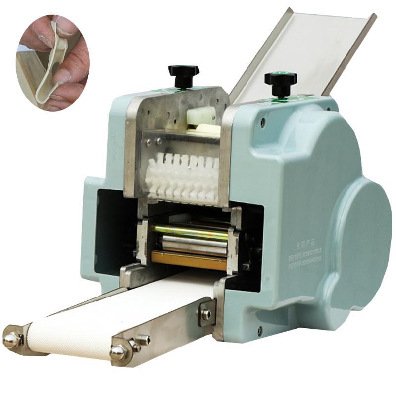 Máquina pequena do invólucro de bolinho de 220 / 110V / invólucro de burrito que faz o macarrão da máquina do wrapper da máquina que pressiona a máquina com molde mutável