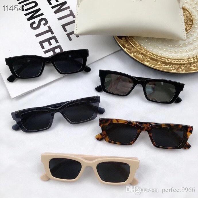 Occhiali da sole delicati del mostro Occhiali da sole Moda occhiali da sole GM UV400 Protezione Top Quality des Lunettes de Soleil