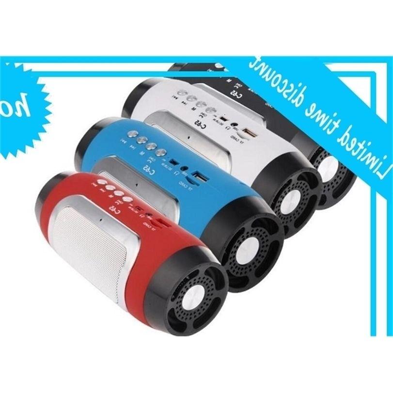 C-65 Haut-parleurs sans fil Le nouveau Creative Mini Mini Bluetooth Stereo Téléphone mobile Subwoofer DHL Expédition