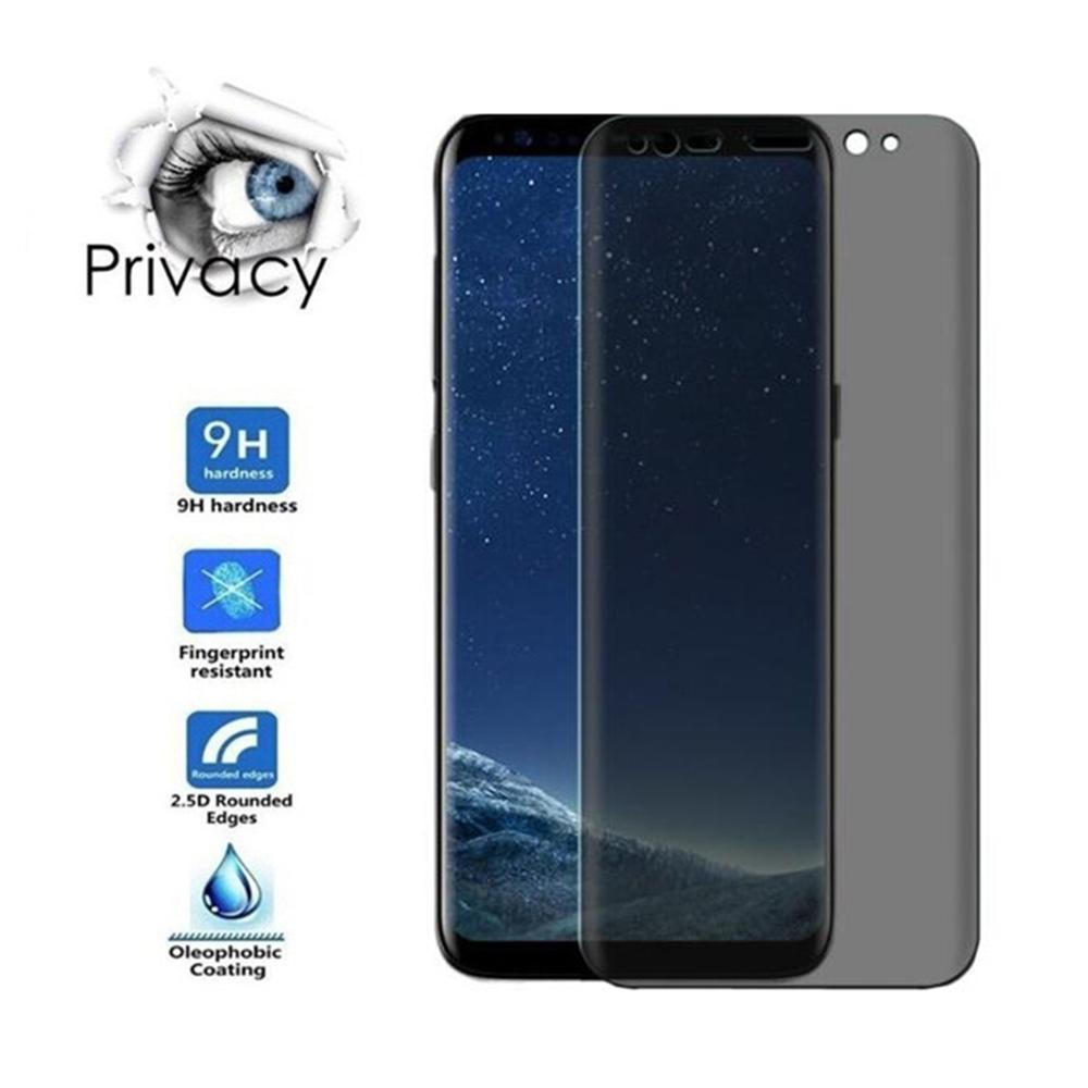 Закаленное стекло конфиденциальности для Samsung Galaxy A51 A71 A50 A30 A40 A40 A10 A70 A41 Peep Pline Протектор экрана