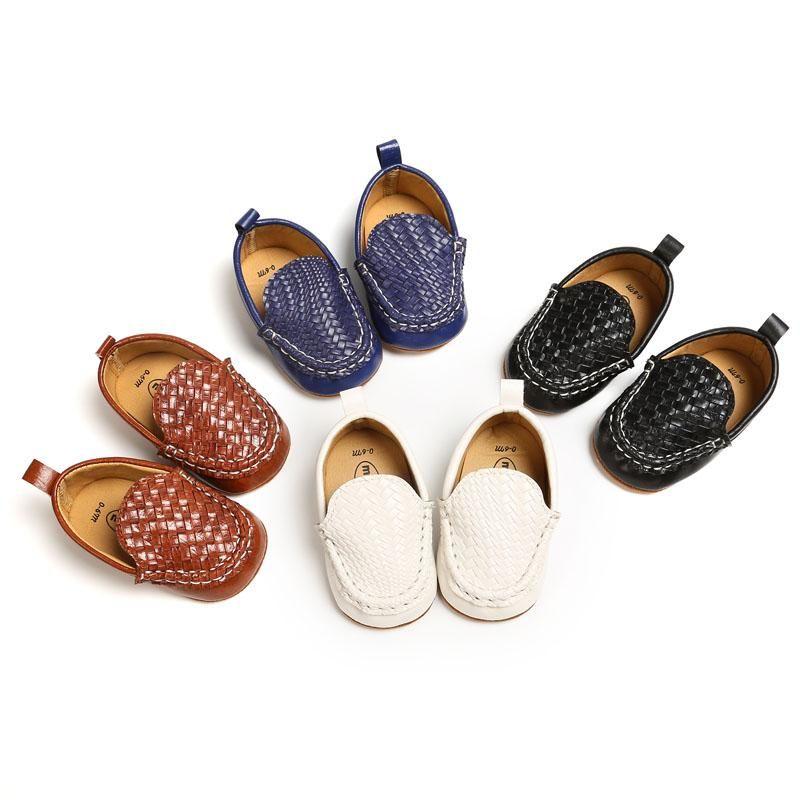 Первые ходунки 2021 мода мягкие нижние младенцы мальчики девочек мокасины обувь рожденные сплошные кожаные детские повседневные мокасины