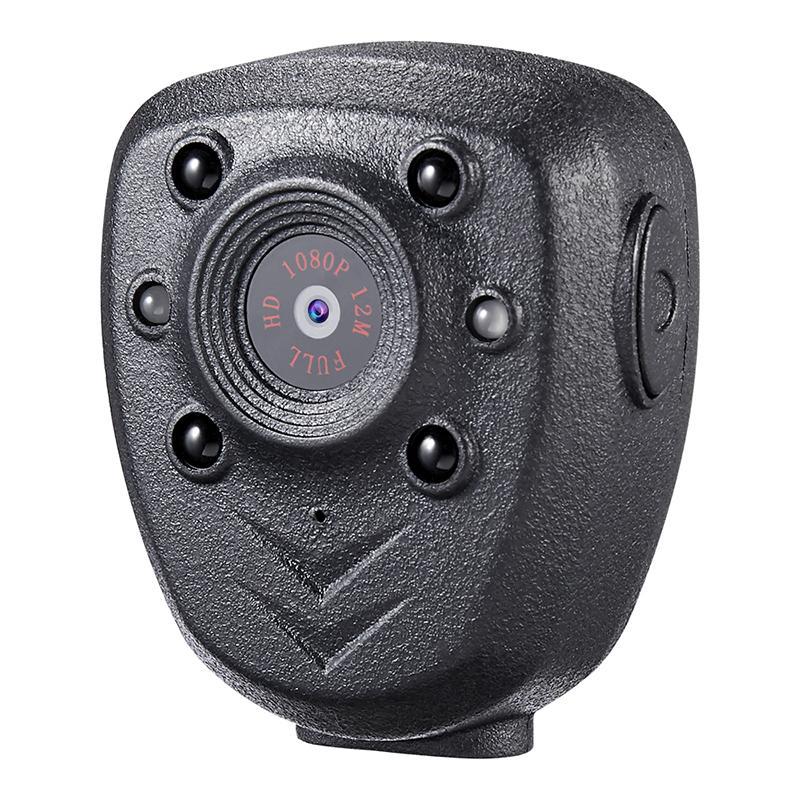 1920x1080p Taşınabilir Kamera Video Kaydedici IR Night Vizyon Ile Polis Mini DV