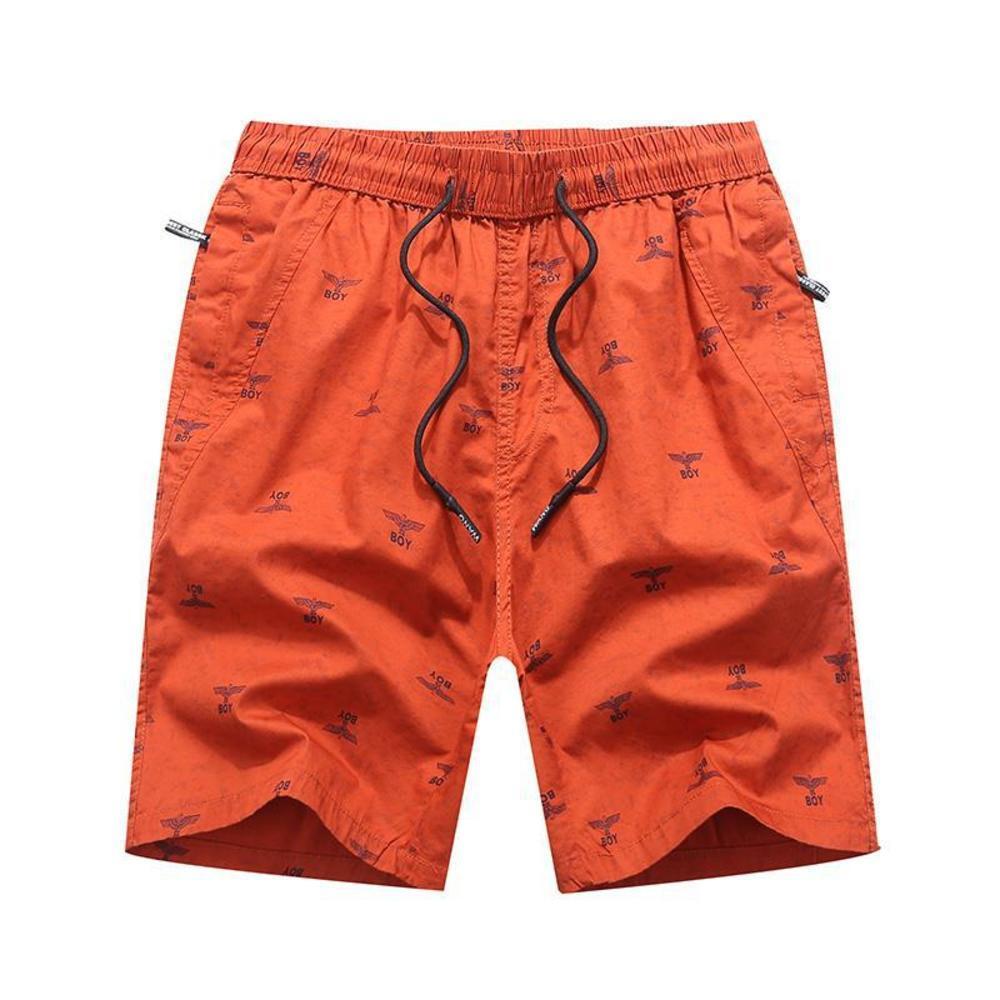 Novo 2020 verão fino homens casuais praia shorts bobbin moda calças da cidade