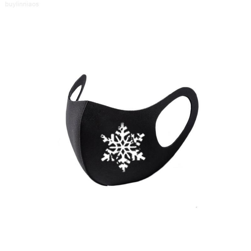Masquer les revêtements de visage pour femmes pour femmes de dessin animé hommes réutilisables de Noël Sports de plein air couvercle de la bouche de Noël lavable Noël DHL LQQ281